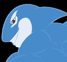 Shark Poser