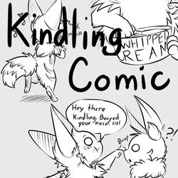 A Kindling Comic: Whipped Cream