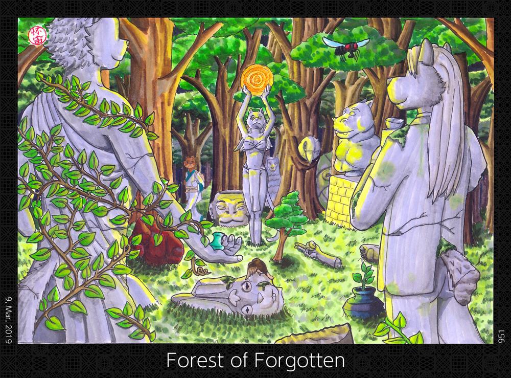 Forest of Forgotten