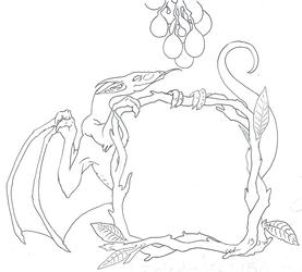 frame dragon