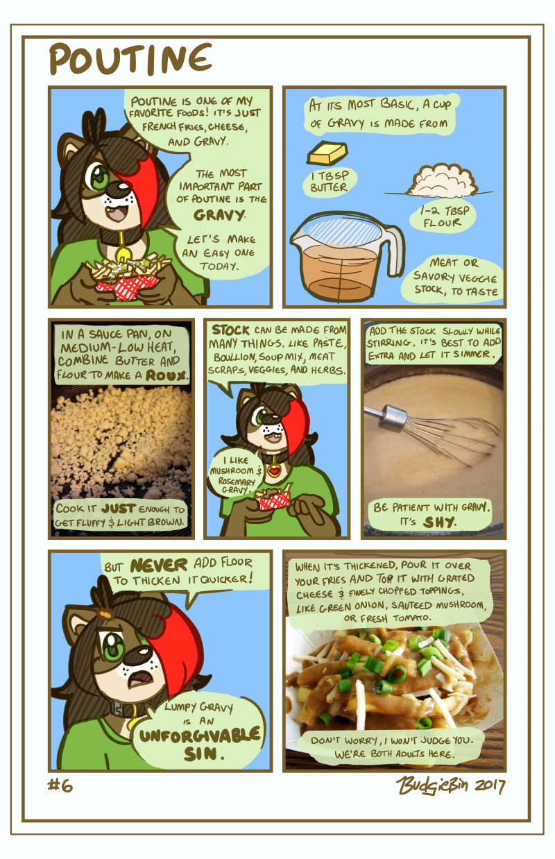 Featured image: [Comic] Poutine