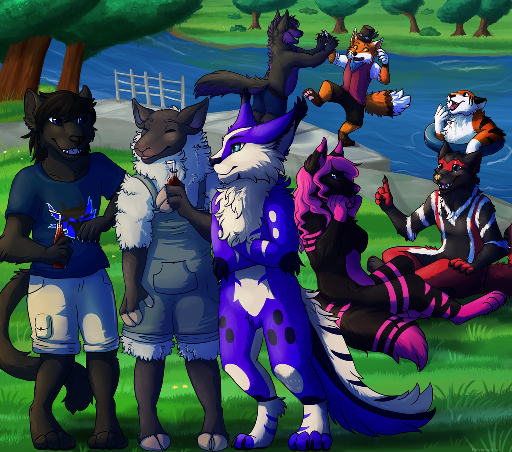 Park By Tonkinese Dragon