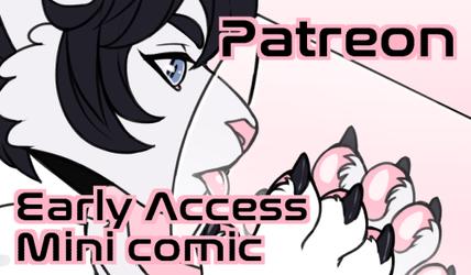 PATREON - Early Access Mini Comic #1