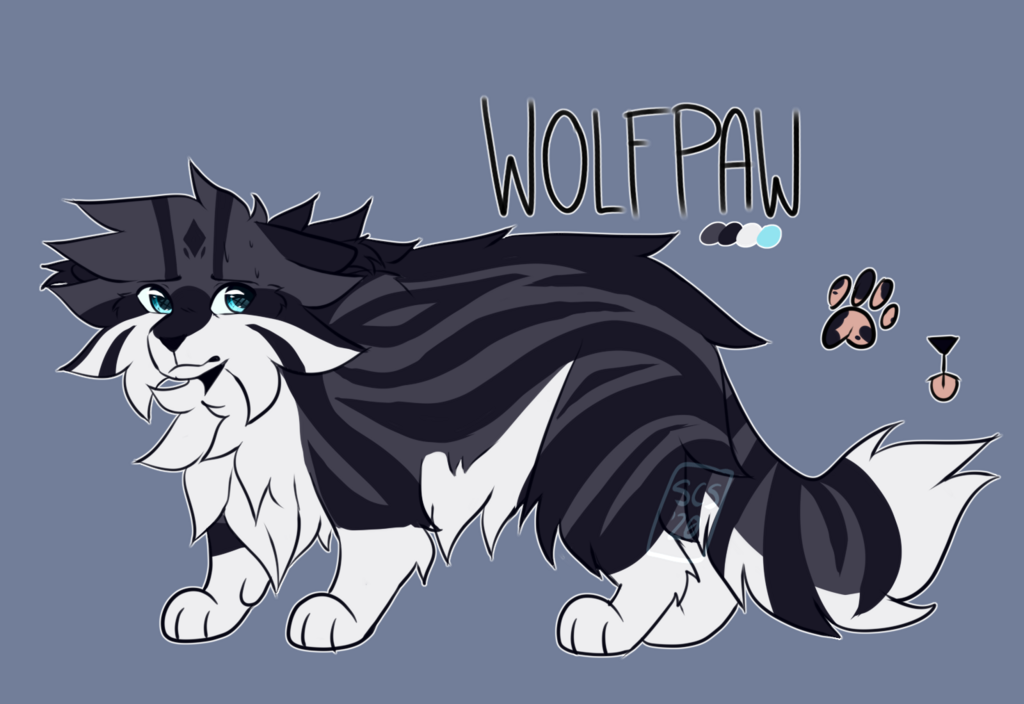 Most recent image: Wolfpaw