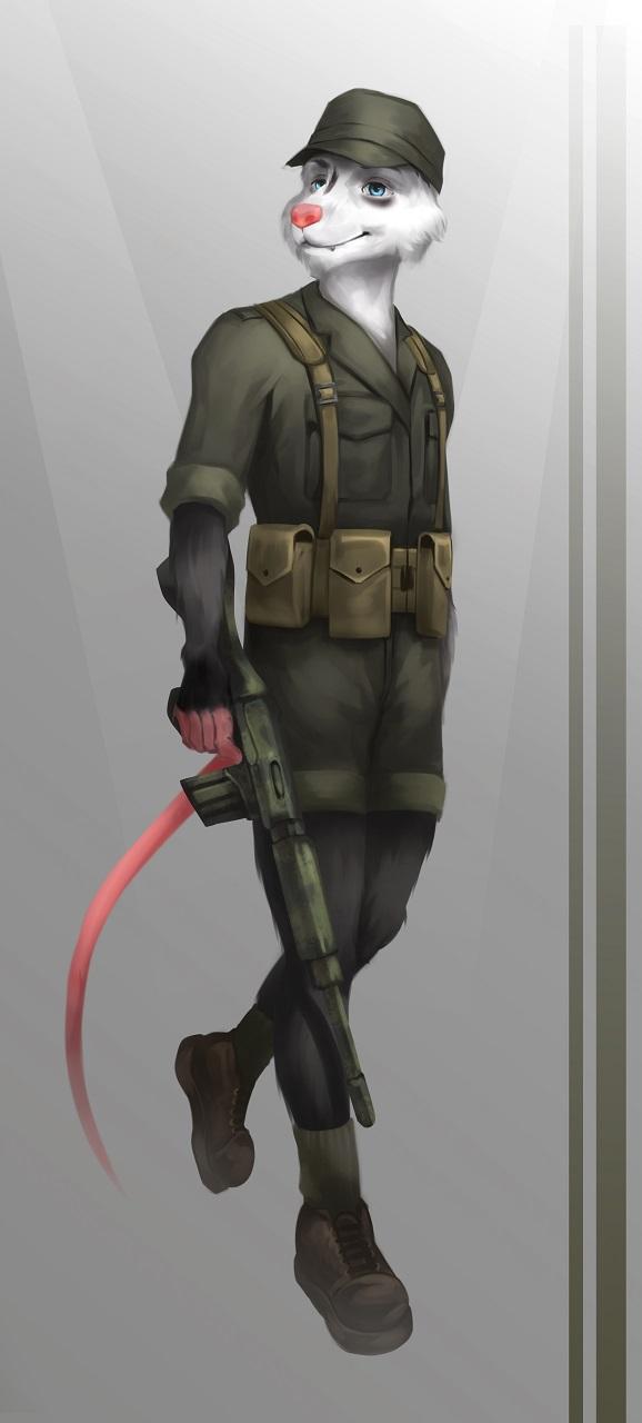 Rhodesian Possum [C]