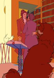 Vespar and Valentine [illustration]