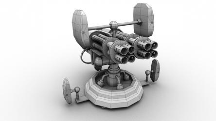 Turret V2 - Front