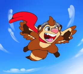 I'M FLYIN'!!