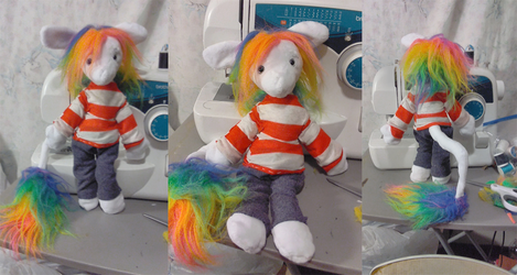 Plush (Character For Sale)