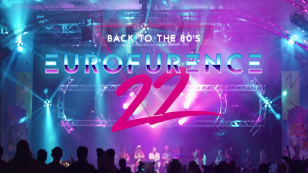 Eurofurence 22 : Back to the 80s