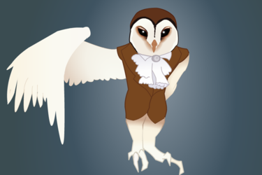 Mayor Earl the Owl