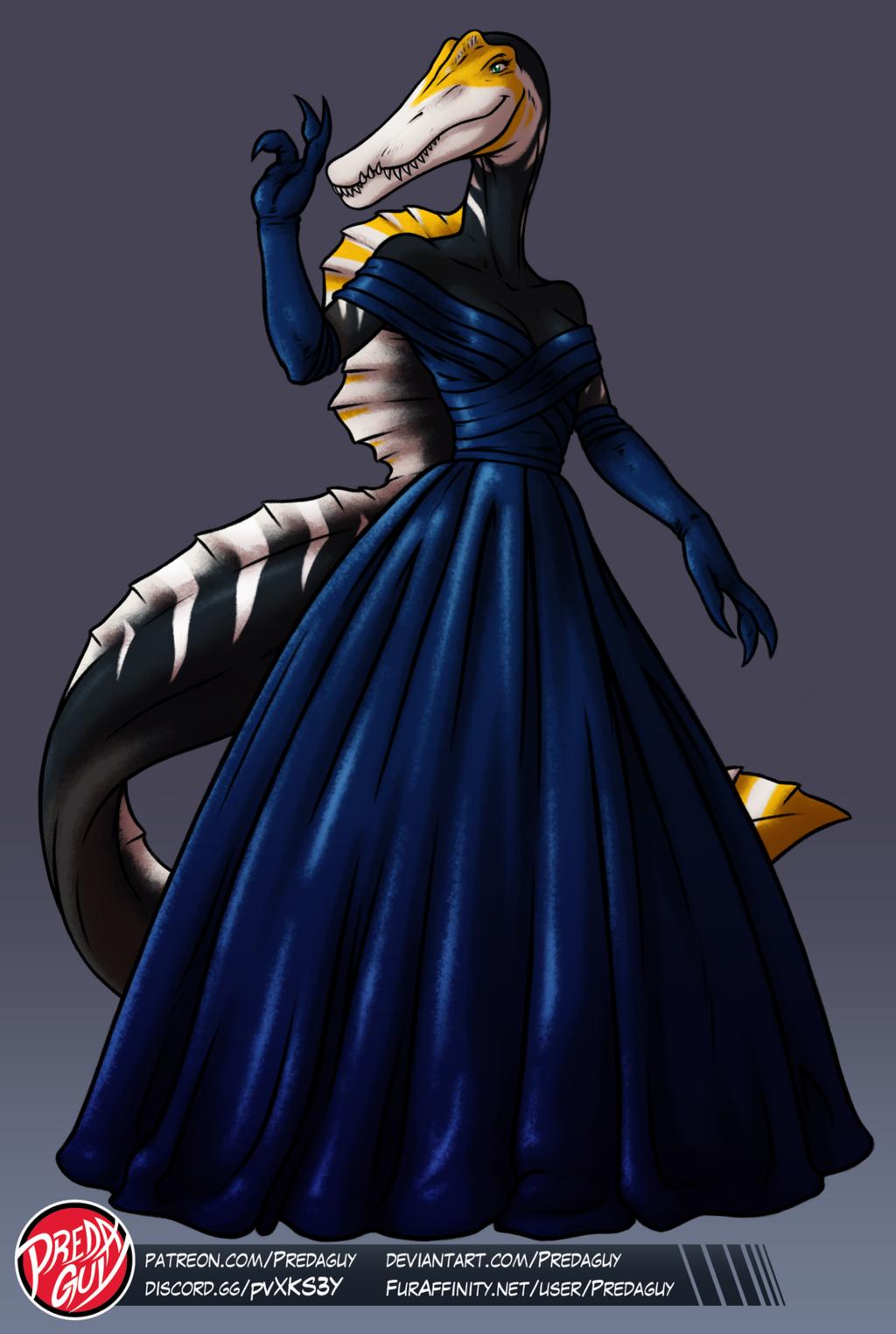 Nessie - Dress