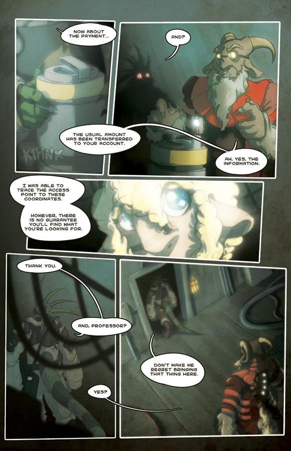The Sprawl - LOG:02 - Page 79