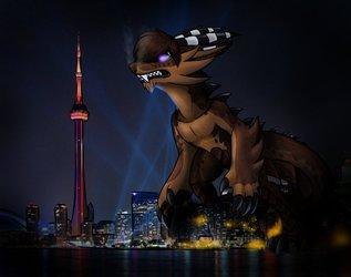 Big Z Takes Toronto