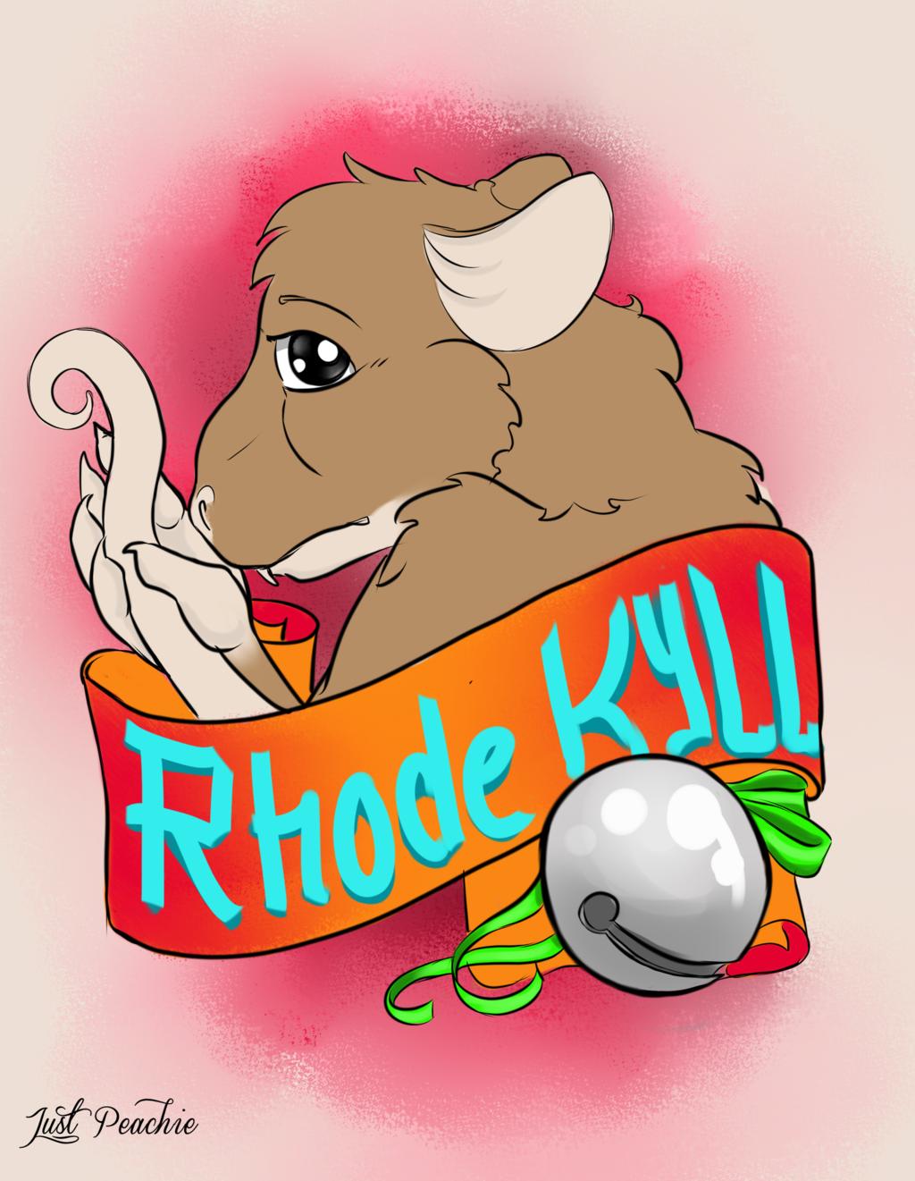 April Conbadge Exchange-Rhode Kyll