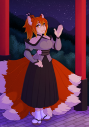Kitsune - Commission