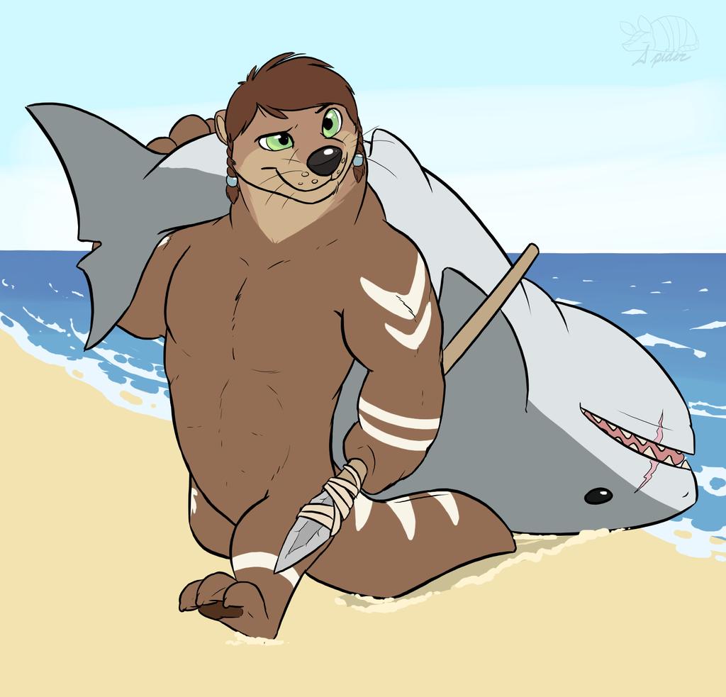 Shark Hunter Keane