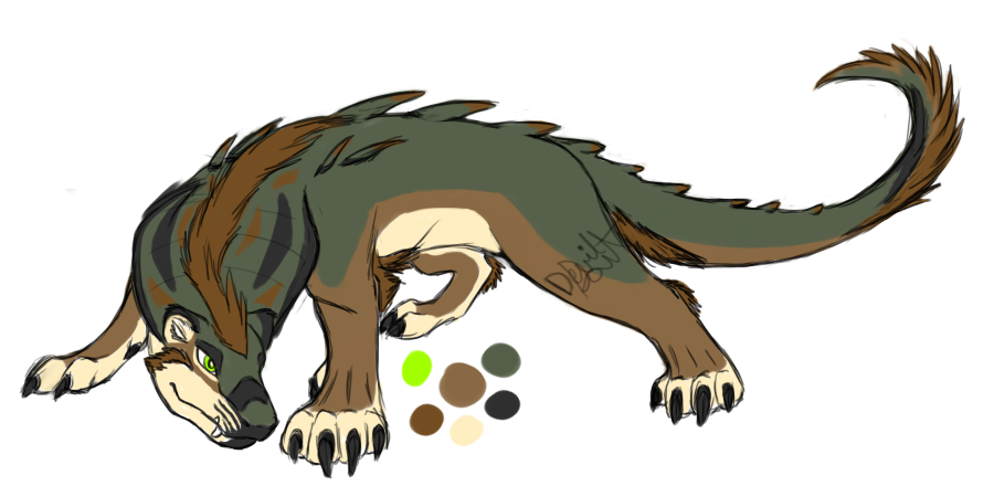 Chimera design adopt :old and taken: