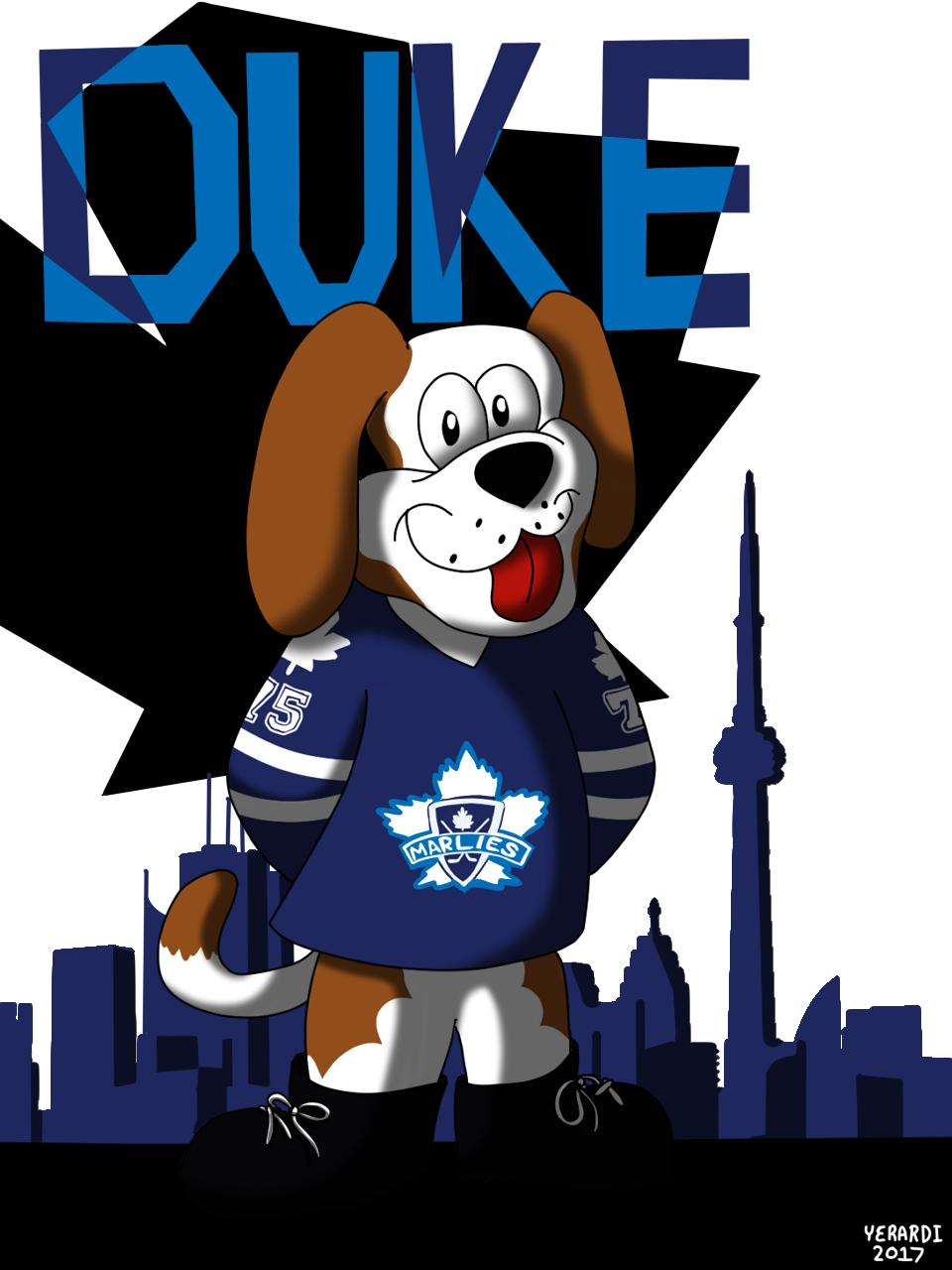 AHL MAX Series Number 14 of 30: Duke - Toronto Marlies
