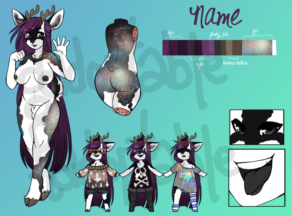 Character auction!