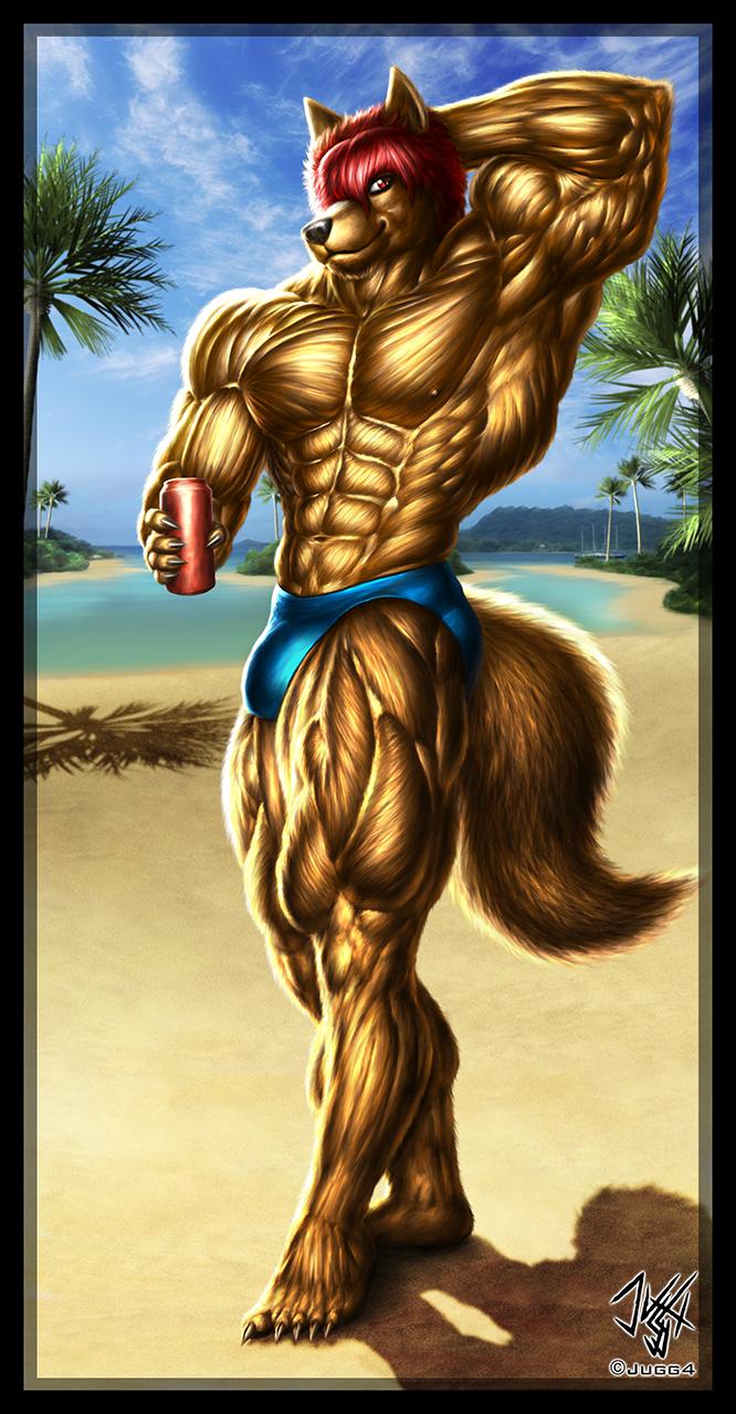 Beachwolf