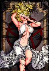 Satan's Hollow Speed Paint