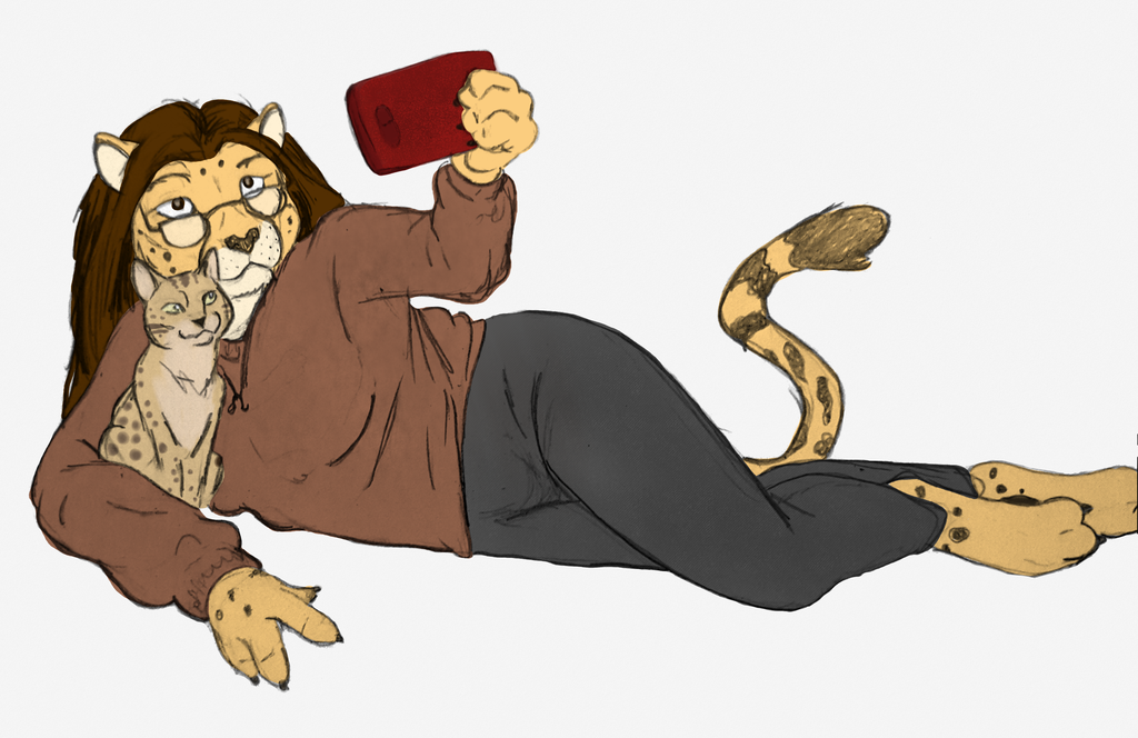 """Say catnip!"""