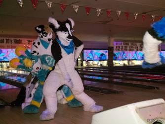 Bowling event - Spawts, Zanth, AvWuff
