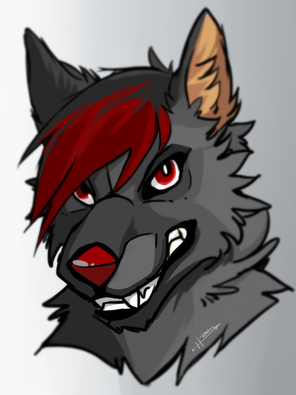 Duane Bust Icon