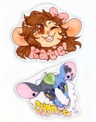friend badges