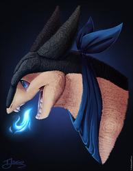 Buddy Got That Blue Flame