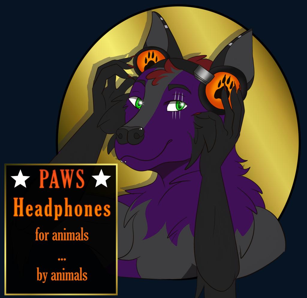 [G]Paws Headphones