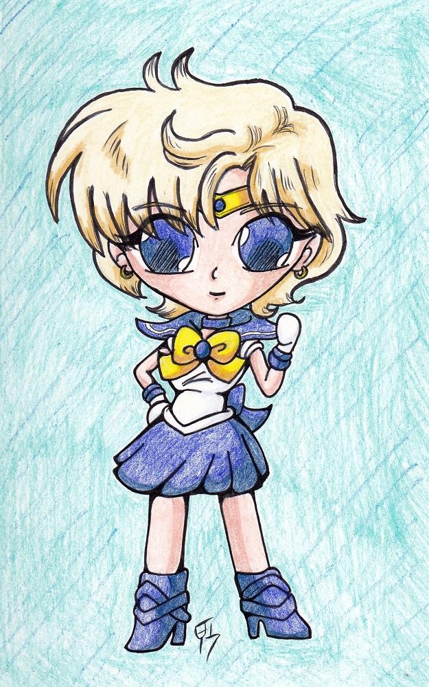 Most recent image: sketchbook sailor uranus