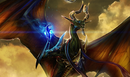 Magic the Gathering - Nicol Bolas