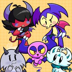 Demons Galore!