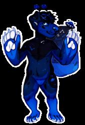 Sapphire Alien [Gift]