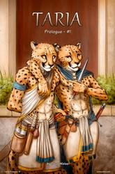 Taria Prologue #1 - Cover