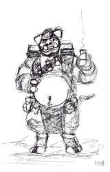 Pig Alchemist [Ageaus's Art]