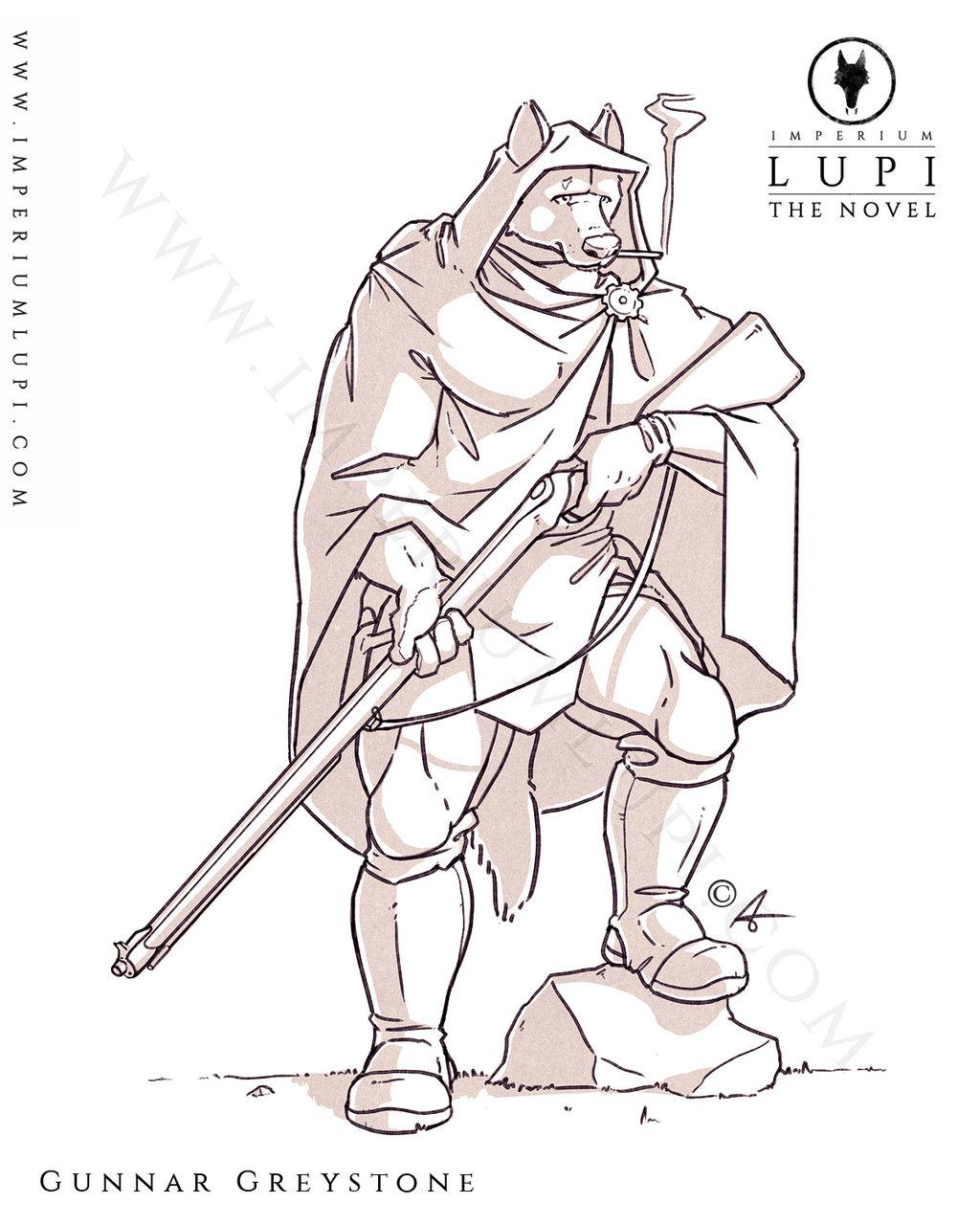 Imperium Lupi - Gunnar
