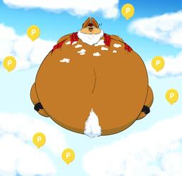 P-Balloon Pratfall
