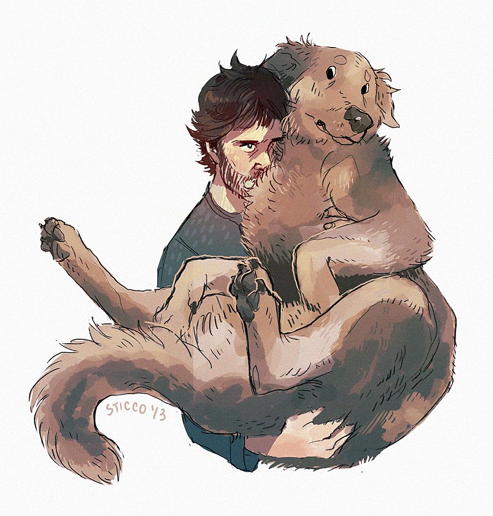 will heart dog