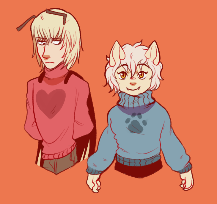 sweater guards