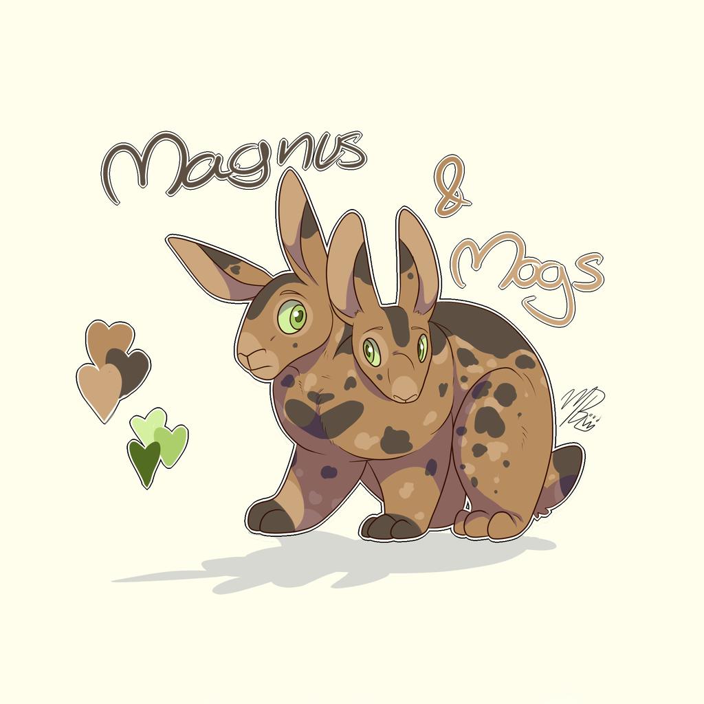 Magnus and Mogs Ref