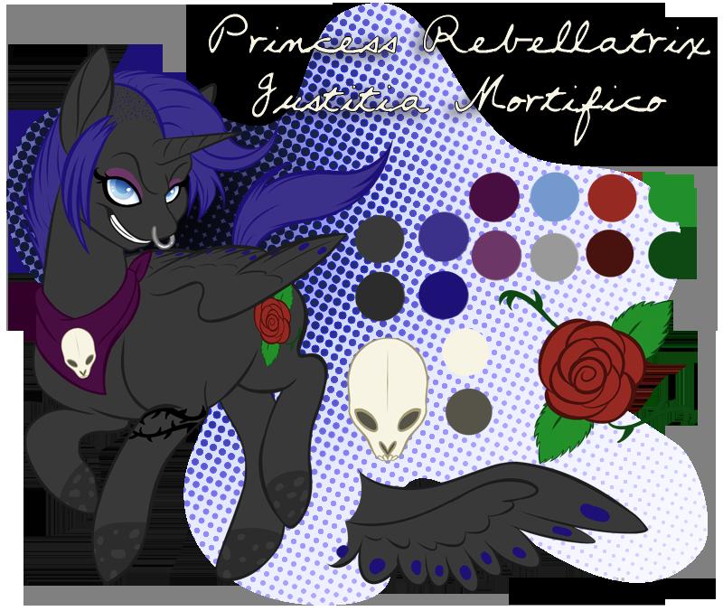 Princess Rebel - Ref