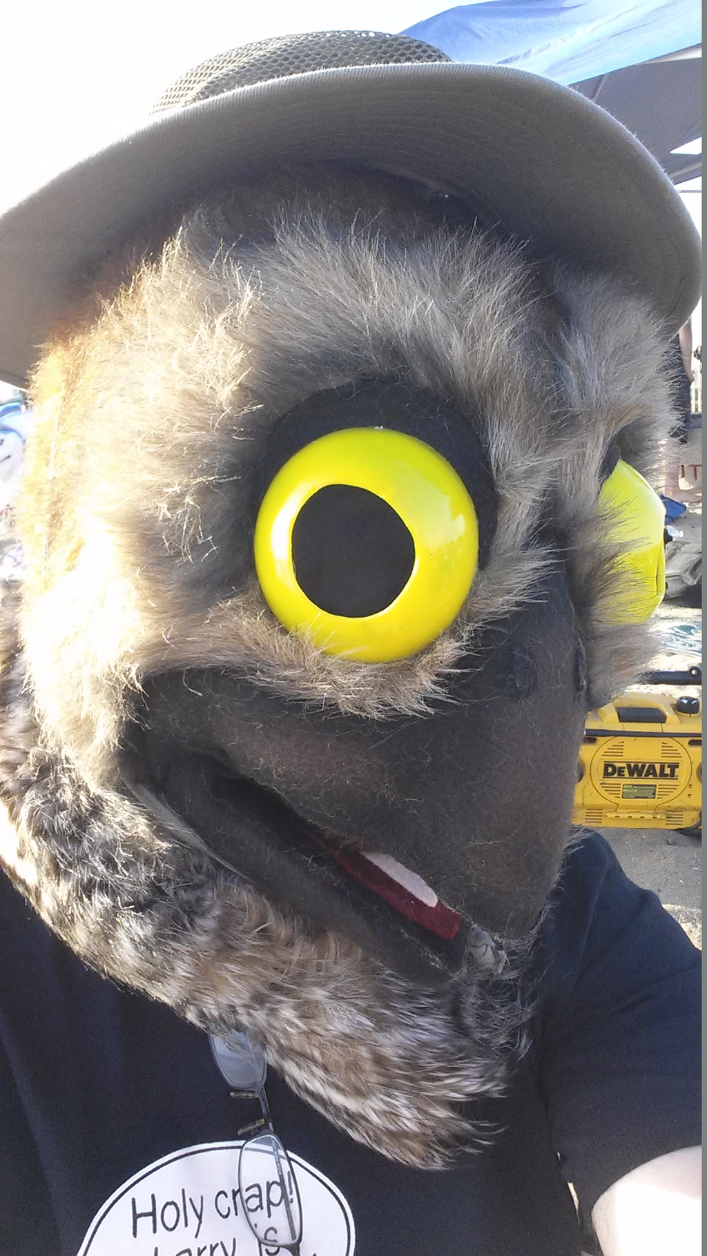 Most recent image: I suck at selfies