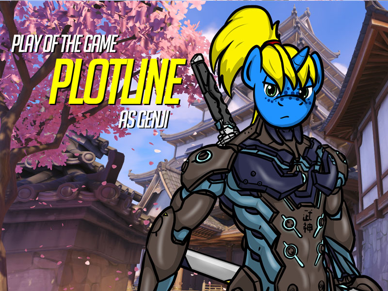 Play of the Game Badge: Plotline