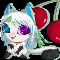 YCH6 Fruit Chibis (Cygis-Cherry)