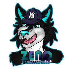 [C]Zeno Bust Badge