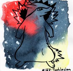 #157 Typhlosion