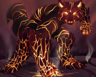 Elementals: LAVA